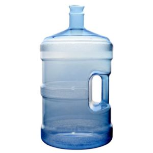 That's One Big Bpa Free 5 Gallon Reusable Water Bottle